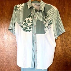 Tops - 2 Pc Set Shirt & Pant